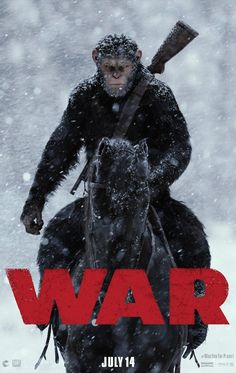 Starring Woody Harrelson, Andy Serkis | Action, Adventure, Drama | War for the Planet of the Apes (2017)