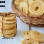 This maida murukku recipe is an instant version that you can try as a diwali snack. Usually this murukku will be whitish and has a melt in mouth texture. Eggless Banana Cake Recipe, Eggless Baking, Cake Recipes, Snack Recipes, Dessert Recipes, Cooking Recipes, Desserts, Diwali Snacks, Indian Snacks