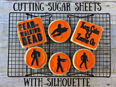 How to Cut Sugar Sheets with the Silhouette