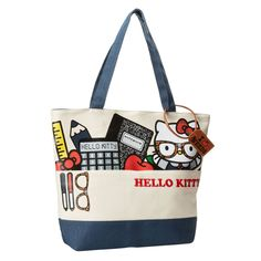 School Tote by Hello Kitty