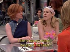 Sex and the city - Carrie Bradshaw