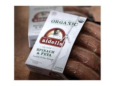 Aidells Sausage on Packaging of the World - Creative Package Design Gallery