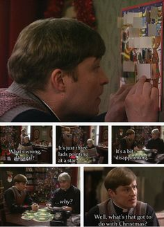 Dougal yet again demonstrates how little he knows about the religion he is advocating! British Humor, British Comedy, Best Tv Shows, Favorite Tv Shows, Ted Quotes, Mrs Browns Boys, Best Of Ireland, Durham Museum, Father Ted