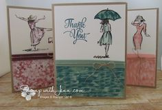 """""""Beautiful You"""" Stampin' Up! Stamp Set from the Occasions 2017 catalogue."""
