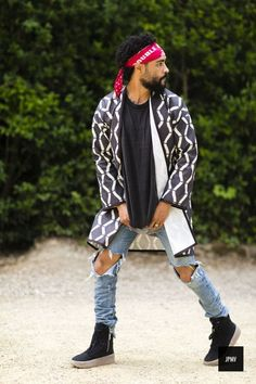 What They're Rocking // Jerry Lorenzo Mode Streetwear, Streetwear Fashion, Retro Fashion, Mens Fashion, Fashion Outfits, Style Casual, Men Casual, Men Street, Street Wear