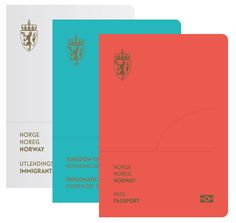 Norway's New Passports Are Designed to Make Every Other Country Feel Inferior - CityLab