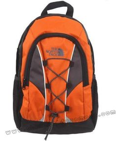 Cold The North Face Sale Backpacks Orange Outlet TNF6962 Outlet
