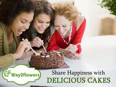 It's time to Share #Happiness with your #Loved ones by delicious #Cakes.So, what are you waiting for?? #Order Now - https://www.way2flowers.com/cakes Heart Shaped Cakes, Valentines Day Cakes, Birthday Cake, Online Cake Delivery, Sweet, Canning, Cake Online, Breakfast, Food