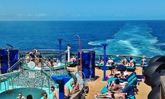 The Carnival Cruise Lines Experience: http://www.ytravelblog.com/the-carnival-cruise-lines-experience/