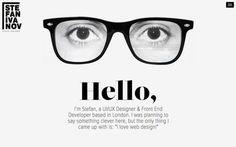 20 Clean & Minimal Website Designs