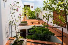 Apartment in Binh Thanh by Sanuki Daisuke Architects (SDA), Ho Chi Minh City, Vietnam