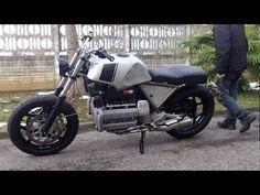 BMW special first start Ducati, Yamaha, K100 Scrambler, Bmw K100, Thing 1, Custom Motorcycles, Cool Cars, Harley Davidson, Honda