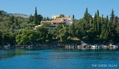 Luxury Corfu Villas, Corfu Villa Gemma, Ionian Islands, Greece