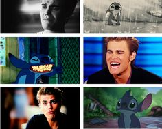 The Vampire Diaries - Stefan Salvatore ^^Oh my goodness! two of my most favorite things :D