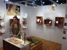 Viki exhibit - NYNOW February 2016 - Javits Center, New York City