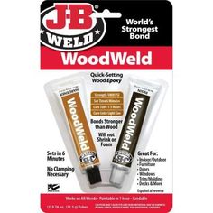 J-B Weld WoodWeld-8251 at The Home Depot