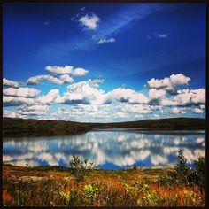 Instagram photo by @friggm via ink361.com #skurdalssjøen #lake #meråker #norway