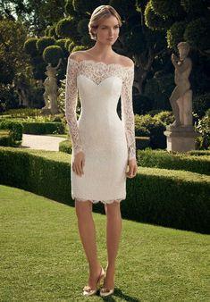 Breathtaking 56 Prettiest Short Wedding Dresses Collections