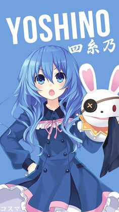 Best representation descriptions: Yoshino Date a Live Anime Related searches: High School Student Wallpaper,The Sims 3 Wallpaper,Angel and . Loli Kawaii, Kawaii Anime Girl, Anime Art Girl, Manga Girl, Star Anime, All Anime, Me Me Me Anime, Anime Character Names, Anime Shop