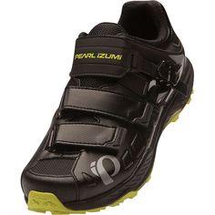 00fd4694717a1 Pearl Izumi Men s X-Alp Enduro v5 Shoe - 41 - Black   Monument Grey