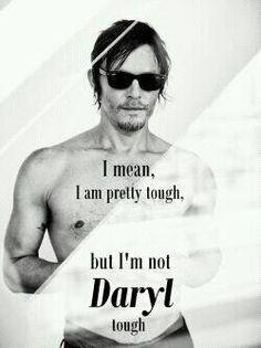 Love him. Norman Reedus. Daryl Dixon. Walking Dead