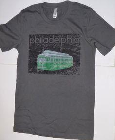 Do it now shirts --- Philadelphia Trolley T-Shirt