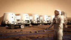 El proyecto Mars One sigue con su intención de establecer una colonia permanente en Marte en 2026. Aunque hay mucho escepticismo a su alrededor, recientemente han publicado el resultado de sus estudios sobre la posibilidad de realizar cultivos en el planeta rojo, y son interesantes... #astronomia #ciencia