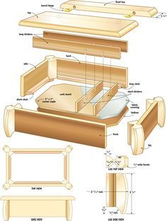 Make a jewelry box