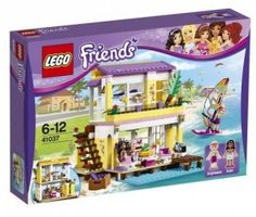 LEGO  Friends - Letni Domek Stephanie #lego #friends