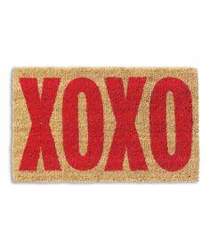 'XOXO' Doormat