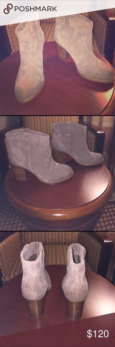 3477ebe79f2a NWOT SPLENDID suede boot heels Excellent condition. Never used. Splendid  Shoes Heeled Boots Boot