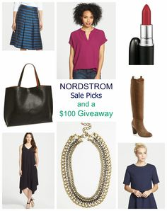 Beauty Style Growth: How does $100 to Nordstrom Sound? {Giveaway}