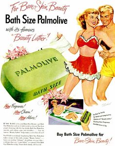 Palmolive (1949) Randall Look! #PalmoliveFreshInfusions have come a long way! Thanks @Influenster!!!