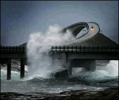 Norway's Atlantic Ocean Road is Awesome
