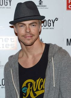 Derek Hough  One of my favorite professionals on Dancing with the Stars