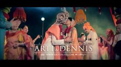Arti and Dennis | The Royal Hindu Wedding Film | New Delhi, India