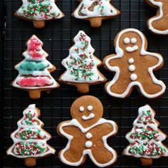 You searched for – Mi Diario de Cocina Gingerbread Cookies, Veggies, Sugar, Desserts, Christmas, Food, Sweet Recipes, Crack Crackers, Infatuation