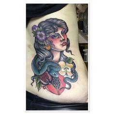 Tracy D Tattoos Switzerland