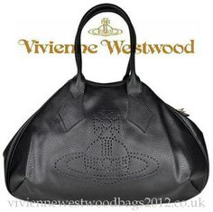 c489bf61f86e Vivienne Westwood Perforation Bowling Bags 2014 Black £93.89. Save  52% off.