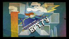 Betty (S5, E48) title card