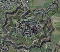 Naarden, The Netherlands. Still the same.