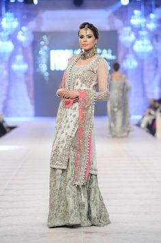 Nickie Nina at #PLBW2014 #Pakistan #Bridal #Fashion #Beauty