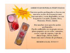 Ambientadores especiales para cada habitacion del hogar u oficina- Reserva YA el tuyo!!!