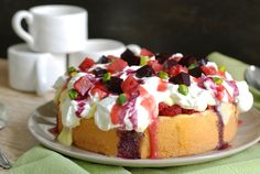 Trifle cake - di Angela Simonelli #fuudly #ricette
