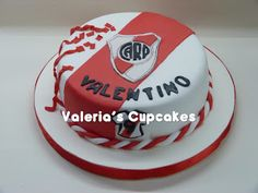 Valeria´s Cupcakes: Torta de River