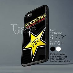 rockstar energy drink Iphone 6 note for 6 Plus