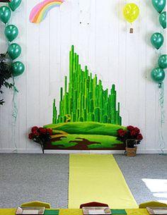 Image Detail for - Children's Wizard of Oz Theme Birthday Parties in Avon, CT