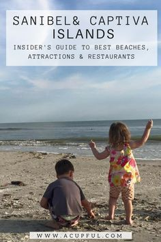 Insiders guide to Sanibel and Captiva Islands in Southwest Florida | best beaches, attractions and dining on Sanibel and Captiva Island | Florida travel blog by Mandy Carter | Acupful.com | southwest florida family travel | family travel blogger