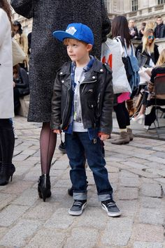 Little trendsetter in London