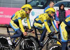 Christopher Juul-Jensen in the Giro d'italia